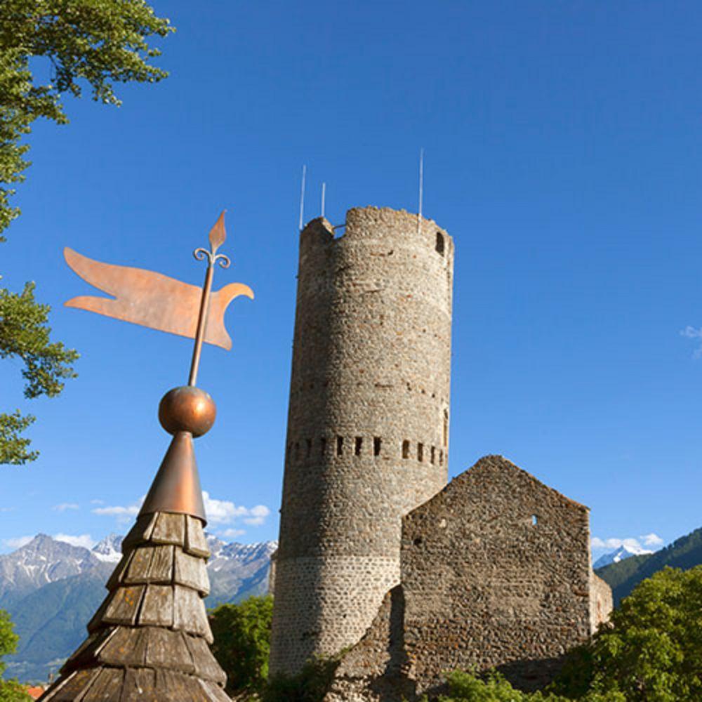 Burg in Suedtirol
