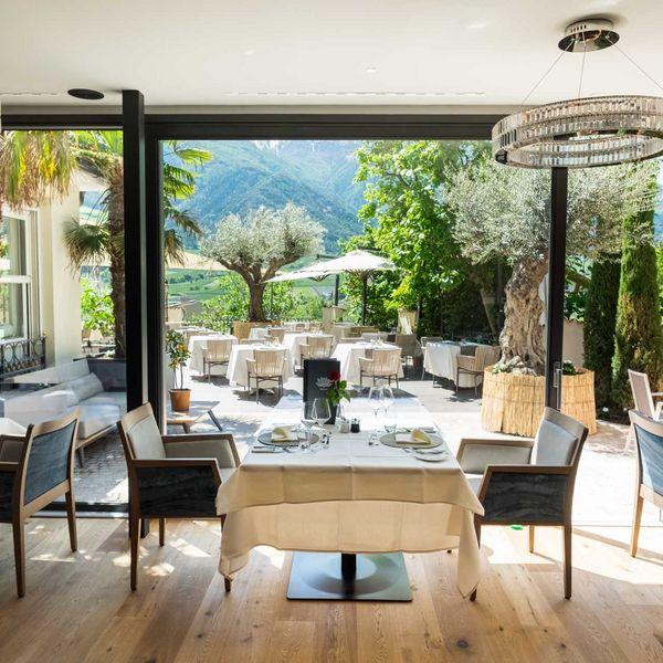Gourmetrestaurant_giardino_Gourmetküche_haubenrestaurants_südtirol_nachhaltige_hotels_gourmethotel_Südtirol_Hotel_für_feinschmecker
