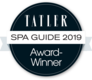 Tatler spa award 2019