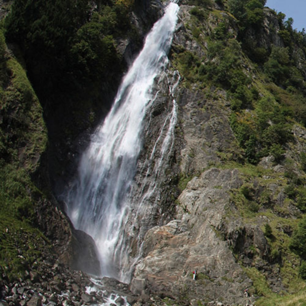Canyoning Wasserfall