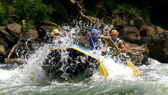 Rafting & Cayoning