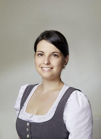 Daniela von der Rezeption