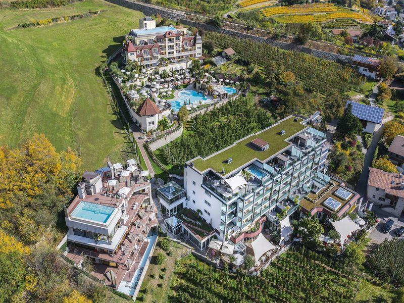 Hotel Preidlhof Aussenansicht
