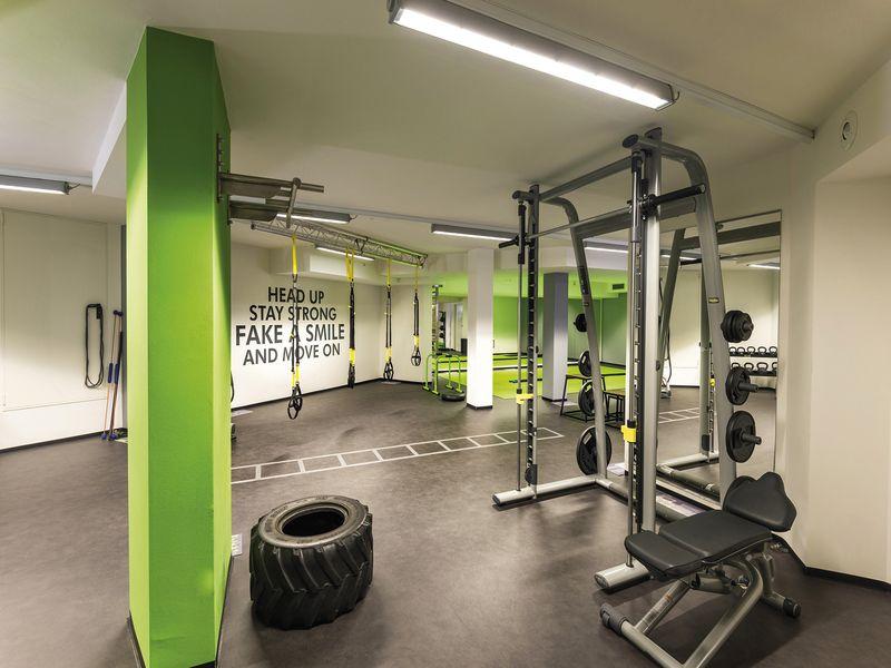 Fitnesscenter im Preidlhof