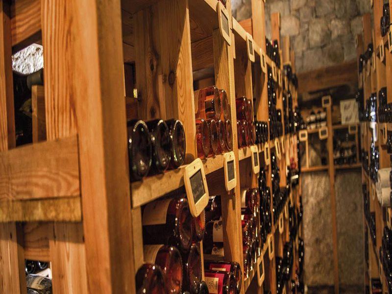Weinkeller im Preidlhof