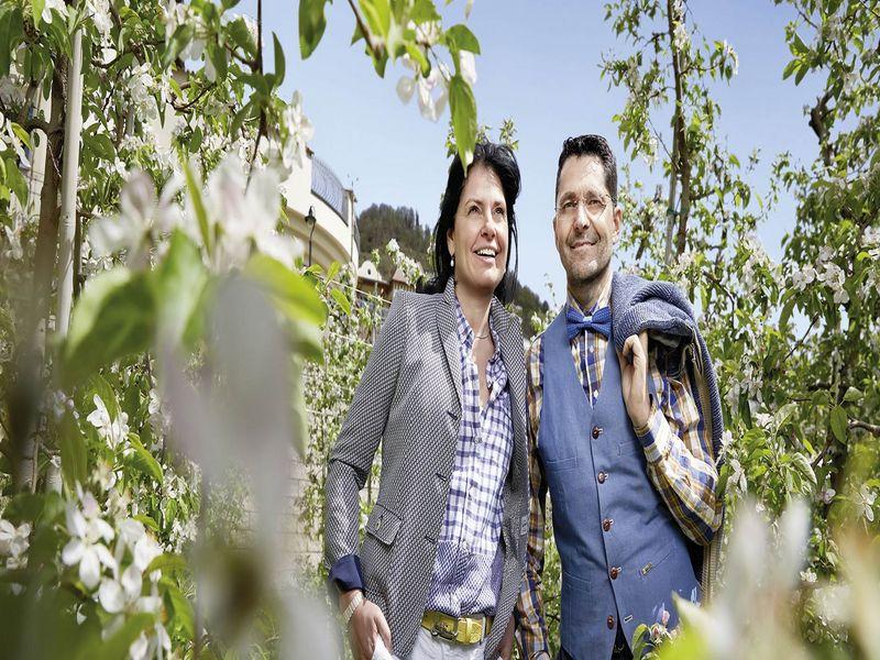 Ehepaar Ladurner
