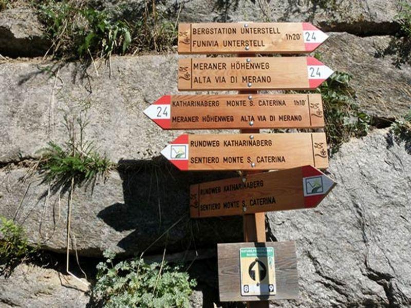 Meraner heights trail