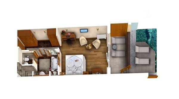 Luxury Suite Lantana