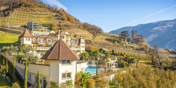 Goldener Südtiroler Herbst
