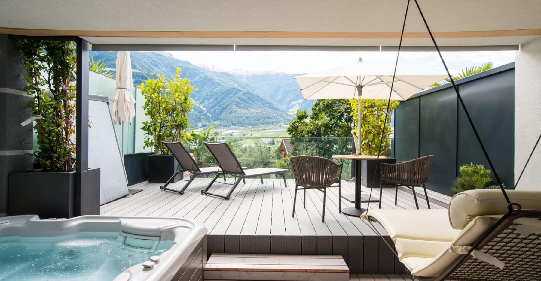 Suite Romantic Garden
